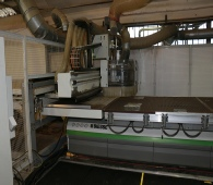 Biesse Rover B FTK Nesting line with Panel loading and Unloading