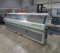 Biesse Artech 246 Edegbander with premilling and corner rounding