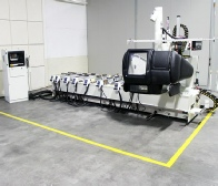 Morbidelli Author X5 . Five Axis CNC Router