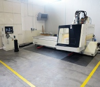 SCM Record 132 Prisma. Five Axis CNC Router