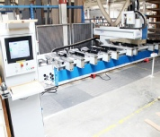 Weeke CNC Router with Pod Bed